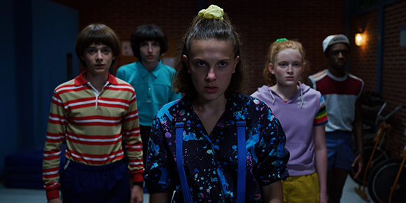 Edición: Stranger Things de Netflix